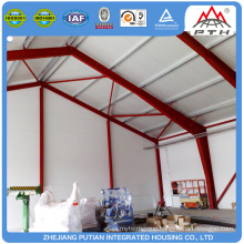 Hot sale economical CE&BV&TUV certificated prefab factory