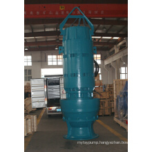 High Quality Big Axle-Flowed Submersible Pump