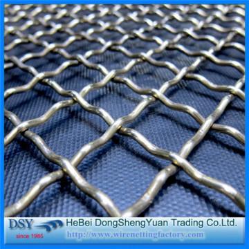 Decorative Brass Crimped Wire Mesh Cloth