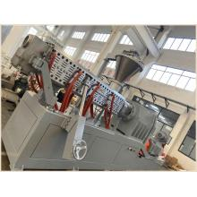 Selected Materials Twin Screw Extruder Machine for Eraser