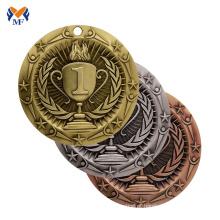 Preço barato todas as medalhas de esportes para eventos esportivos