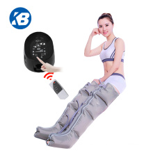 best selling physiotherapy normatec recovery compression therapy machine foot sleeve feet massager rapid reboot