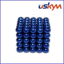 Bule Revestimento Buckyballs Bolas magnéticas (T-012)
