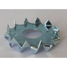 Stamped Steel Doggie Tooth Washer
