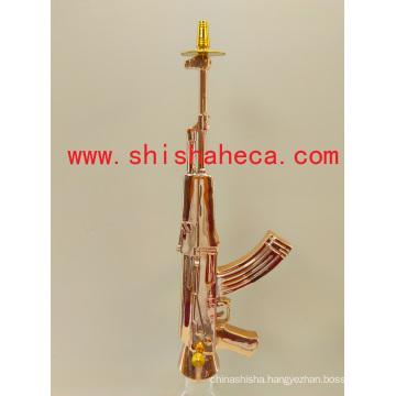 Ak47 Style Top Quality Nargile Smoking Pipe Shisha Hookah