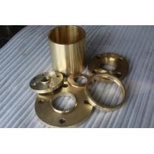 Encaixes de tubulação de cobre níquel, cotovelo, Tee, redutores