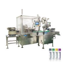 High performance VTM tube filling machine,filling 10ml machine
