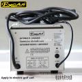 General type electric golf & sightseeing car 48V/36V/72V variable-pressure charger