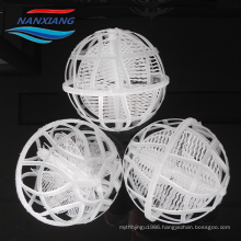 Suspended Ball Padding,Bio Suspended Ball for Water Treatment,plastic poriferous suspend ball