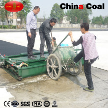 Prefabricated EPDM Plastic Runway Rubber Paver Machine