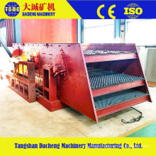 High Frequency Eccentric Liner Vibrating Screen for Sale