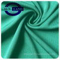 Dry fit 75D 72F 100% polyester Tissu jersey simple en maille recyclée
