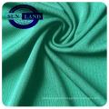 Dry fit 75D 72F 100% poliéster Reciclado malha única jersey tecido