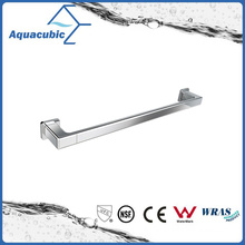 Hotel Bathroom Towel Bar in Zinc