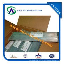 Горячий обрезной провод (гальванизированный / с покрытием ПВХ)