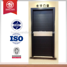 Design de porta de madeira interior moderno e melhor design de porta de madeira