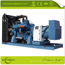 Générateur diesel de haute performance de 2050KVA / 1640KW avec le moteur original de l'Allemagne 16V4000G23 MTU