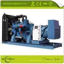 Gerador diesel do elevado desempenho 2050KVA / 1640KW com o motor original de Alemanha 16V4000G23 MTU