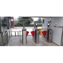 Flap Barrier HS Code Turnstile of Office Building