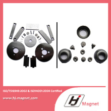 Strong подгонять N52 магнит-кольцо с высоким качеством производственного процесса