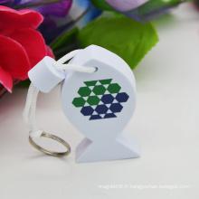 Fabricants de souvenirs Keychain en Chine / Porte-clés en PVC souple