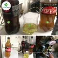 PP/PE/PS Scrap plastic recycling machine to crude oil
