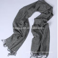Mens plaid custom shawl