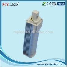 Vida útil larga del promiton de la fábrica 820 lumen 8w g23 llevó el reemplazo cfl de la lámpara del PL