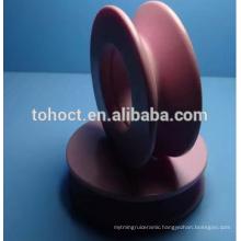 Alumina Al2O3 95%/ 99% ceramic pulley