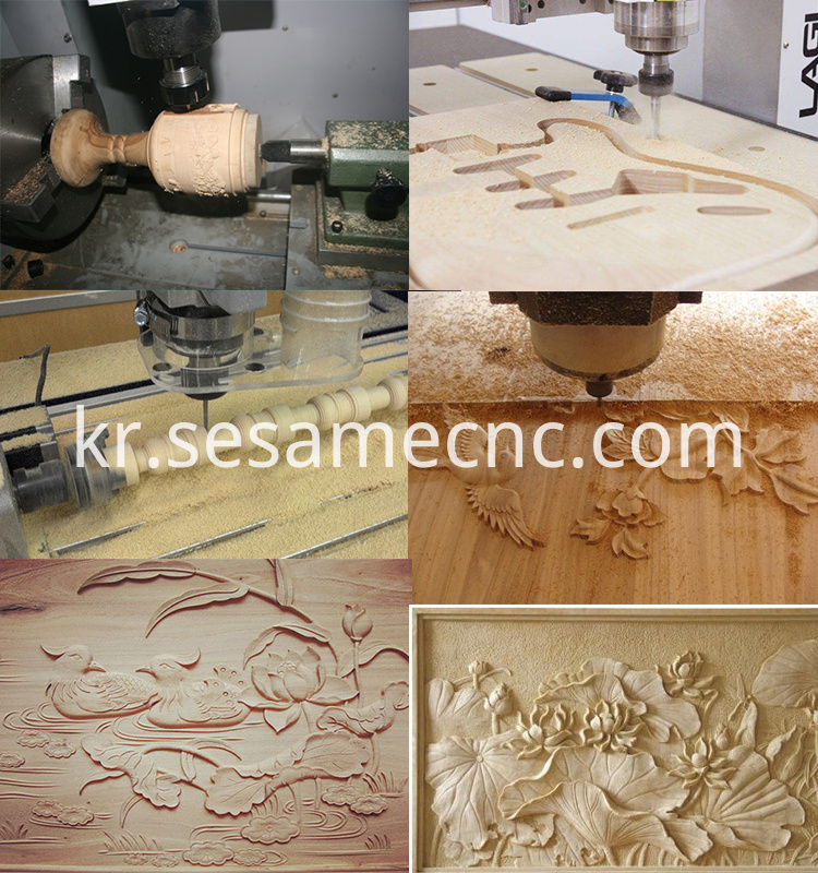 1325 wood cnc machine with spindle motor