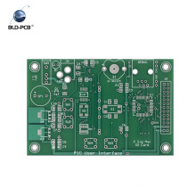 China de alta calidad import fr4 94vo pcb de placa de circuito impreso fabricante en China