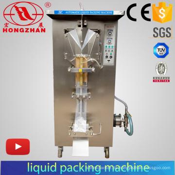 Automatische Sachet Trinkwasser Füllmaschine mit 220V