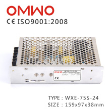 AC / DC-Netzteil Wxe-75s-24 Schaltnetzteil