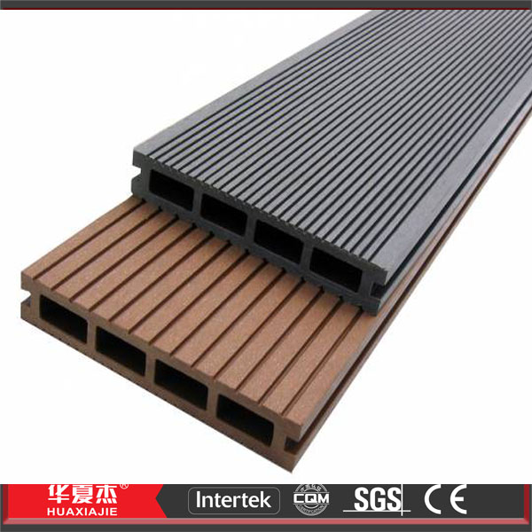 Irregular plastic composite decking floorings china for Plastic composite decking