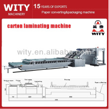 Máquina de laminação automática de cartão ondulado