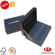 Caixa de presente de embalagem de papelão cosméticos com logotipo