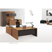 Conjunto de escritorio ejecutivo de mobiliario de oficina de gerente general (FOH-ED-F1820)
