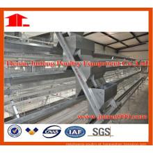 um tipo gaiola de galinha da maquinaria da agricultura da China