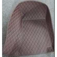 Leatherette Car Mat 3D with Diamond Embroidery