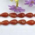 Коралловый цвет камней природных Semi драгоценные бисер в падение
