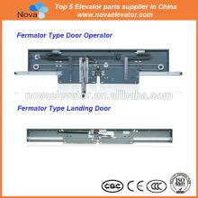 Дверь с двумя дверьми открывается в центр автомобиля   Автоматические двери операторский завод   Стоимость лифтовой двери