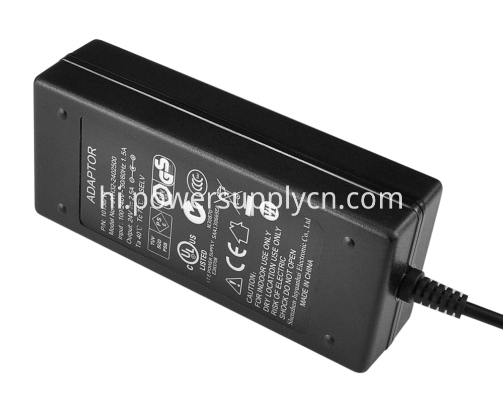 36v2.78a power adapter