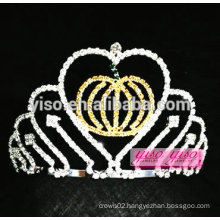 exquisite cute kids hair accessories pumpkin factory tiara