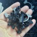 Abrazaderas de manguera de separadores de aluminio 6061-t6