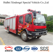 6ton China Manufacture New Rescue Isuzu Fire Engine Truck Euro4