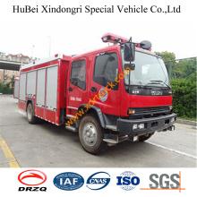 6ton Китай Производство Новая спасательная машина Isuzu Fire Engine Euro4