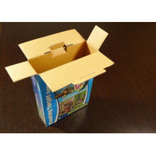 Dispoasal Paper Recycled Cardboard Boxes Packaging For Outdoor Equipment