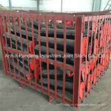 Rodillo del transportador de la fricción de la maquinaria de Cema / DIN / ASTM / Sha Stdandard / lleve el rodillo