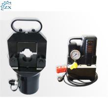 Herramientas hidráulicas de la fábrica Cpo-150S con la herramienta que prensa de la batería de ión de litio del dispositivo de seguridad