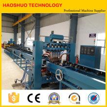 Línea de producción automática de alta calidad del radiador para el transformador